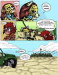 Brutal Planet Pg. 12 by rabbitmaskedman