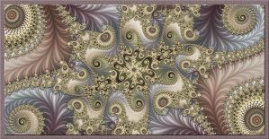Satin Seahorse by FractalEyes