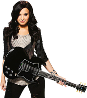 Demi Lovato Png by FranciscaZ