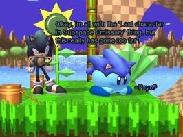 Brawl.: Now Sonic's pissed by GregTheLion