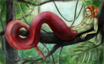 The Serpent King by Ameretty