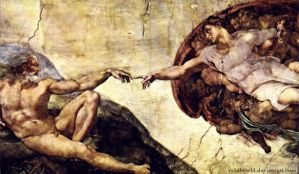 The Creation of God by ra1nb0w13