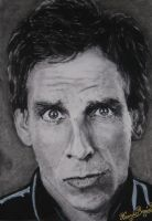 ben stiller by ricardo-bruins