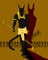 Anubis by galidor