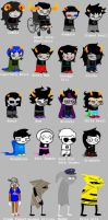 Homestuck According To My Mom by ratchetman2000