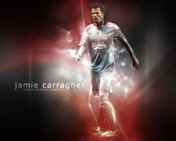 Jamie Carragher by szymeks