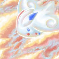 High Flyer Togekiss by naturalradical