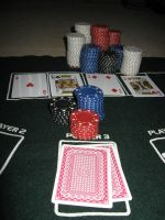 Poker 16 stock by Eyespiral-stock