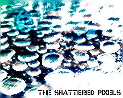Shattered Pixels Site Intro by angelwillz