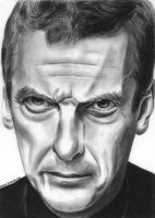 The 12th Doctor (for sale) by Marc137