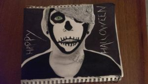 Happy Halloween! (Patty Walters) by Socathers