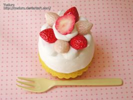 Strawberry tart 01 by rriee