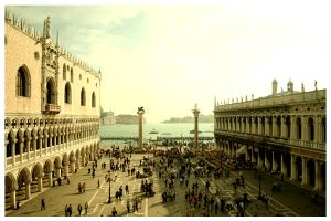 Venice by Deghelie