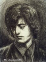 Jimmy Page Sketch 3 by beckpage