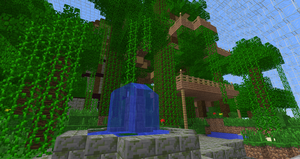 Jungle Biome Sphere by BlockheadGaming