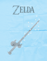 Wind Waker Minimalist by TheHarlequinHatter
