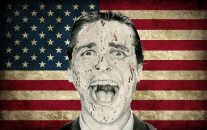 American Psycho Wallpaper by jonnysonny