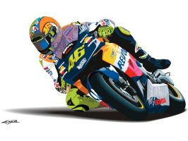 rossi by Jturon