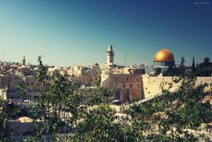 Jerusalem 2012 by 4otomax