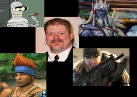 Voice Actor - John DiMaggio by TheDemonsReflection