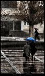 Under The Same Umbrella III by PortraitOfaLife