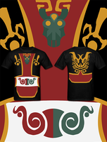 WW Ganon Costume T Shirt by Enlightenup23