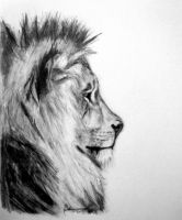 The King's Profile by worthgold