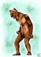 Hanimal Mode 11- Grizzly by Fanmanga96