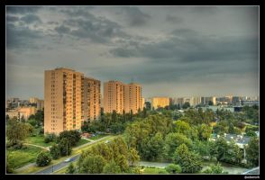 HDR IV - Blocks of Flats by adamsik
