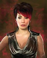 Fish Mooney by Lucival
