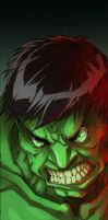 Hulk Paint Over by COLOR-REAPER