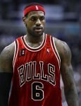 Lebron James Chicago Bulls by Yala100