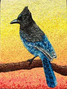 Clay Steller's Jay by ThatPeskyNargle