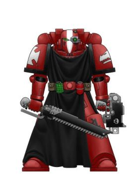 Blood dragons space marine 3 by Inquisitorchris1