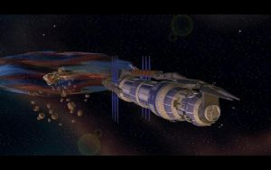 Babylon 5 by madmick2299