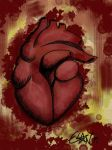 yoo look at this cool heart by SoulsInsanity
