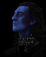 Prince of Jotunheim, Loki Laufeyson by labrathor