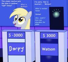 I Derped on Jeopardy, baby. by Birdco