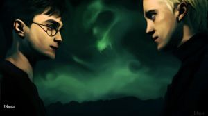 drarry half blood prince by Dhesia