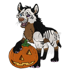 Commission: Halloween Natsume by 666vlcina