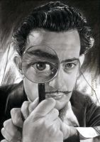 Salvador Dali by AmBr0