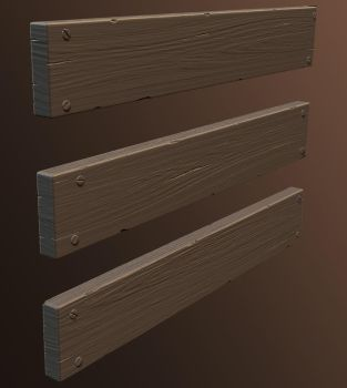 Planks of Wood by dudealan2001