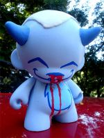 KID9 - Kketsu Kid Munny 2 by KID9