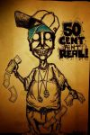 50 cent ain't real by Onelov