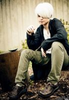 Ginko Cosplay - Mushishi by starkraves