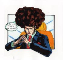 Afro Xavier by innerpeace1979