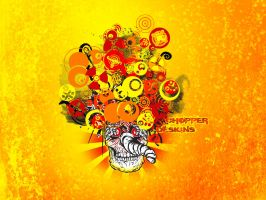 Grand-Ma-Skull by choppre