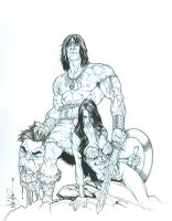 Conan is King by UnderdogMike