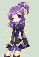 Elsword: Onpu by MagicallyBlue