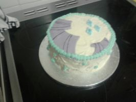 RARITY CAKE! :D by Dark-Angel-Fox13